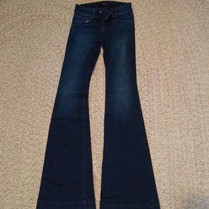 J Brand dark denim jeans